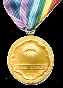Slika_001 Zlatna medalja 1969