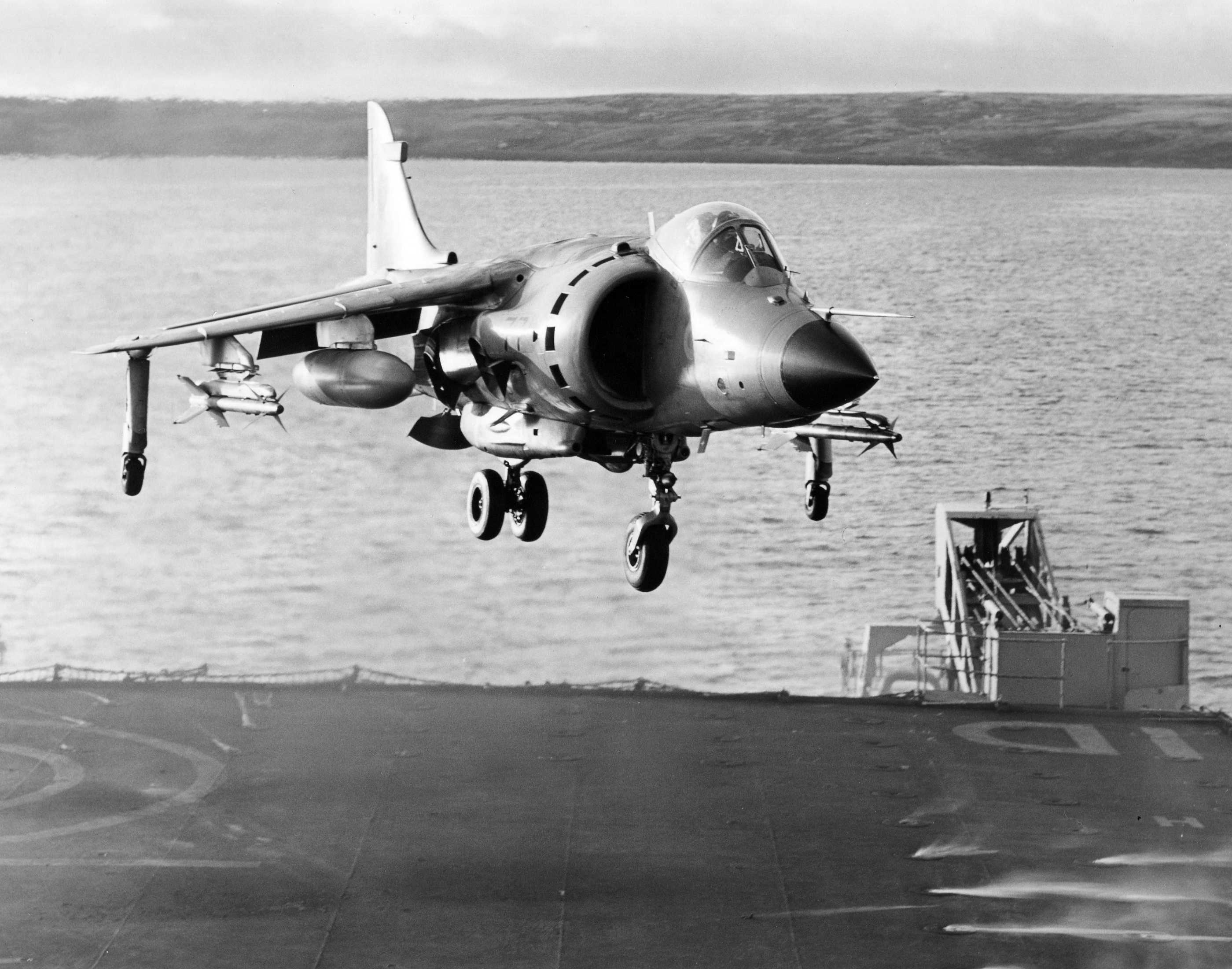Harrier_Falklands_Islands_War